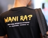 Komunitas  Roda Dua Yogyakarta mengusung tagline WANI RA sebagai ajakan berderma