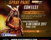 SPRAY PAINT CONTEST OK