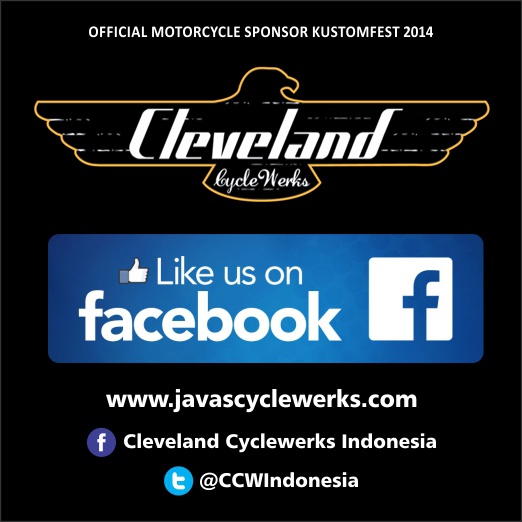 Cleveland Cycleworks Indonesia
